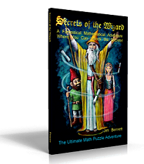 Secrets of the Wizard math puzzle